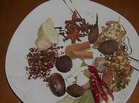 四川卤菜的制作方法