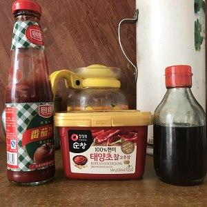 石锅拌饭的做法 步骤1