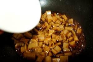 酸甜的开胃菜- 糖醋藕丁的做法 步骤5