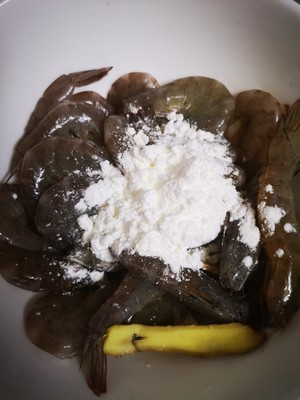 椒盐虾(超酥香)的做法 步骤5