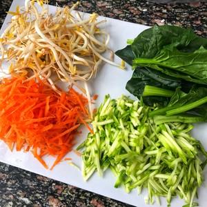 石锅拌饭的做法 步骤2