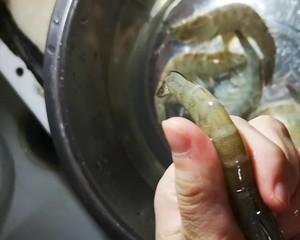 椒盐虾(超酥香)的做法 步骤2