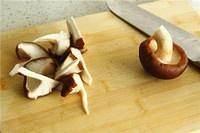 香菇油菜的做法 步骤1