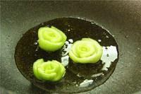 香菇油菜的做法 步骤4