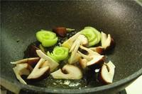 香菇油菜的做法 步骤5