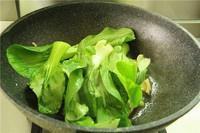 香菇油菜的做法 步骤7
