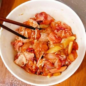 超下饭的辣子鸡丁的做法 步骤2