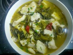 酸菜鱼(家常~超下饭)的做法 步骤6