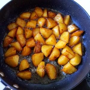 糖醋土豆的做法 步骤7