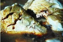 红烧鳊鱼的做法 步骤9