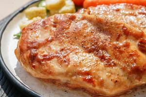 【嫩煎鸡胸肉】的做法 步骤5