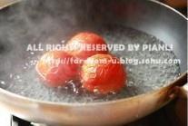 番茄菜花的做法 步骤3