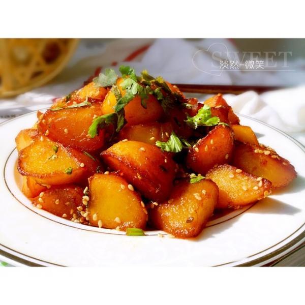 糖醋土豆的做法