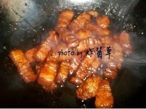 梅干菜红烧肉的做法 步骤7