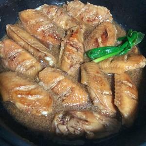 蜜汁鸡翅的做法 步骤3