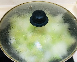 绝对好吃的醋熘白菜的做法 步骤9