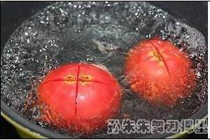 西红柿鸡蛋汤的做法 步骤1