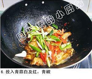 四川回锅肉的做法 步骤6