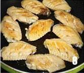 红烧鸡中翅的做法 步骤8