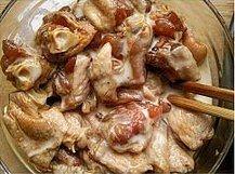 蒸出粒粒香滑鸡翅的做法 步骤8