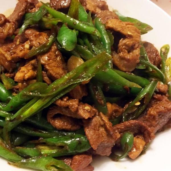 老丁的私房菜-小炒肉的做法