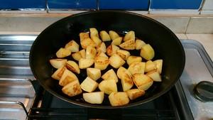 蒜香马铃薯的做法 步骤3