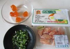 蟹黄豆腐的做法 步骤1