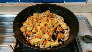 蒜香马铃薯的做法 步骤8