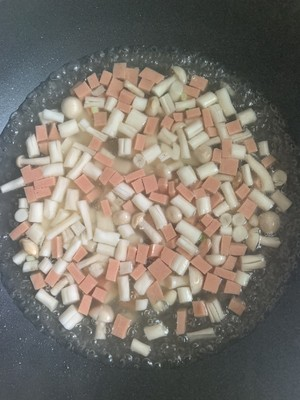 豆腐菌菇汤的做法 步骤6