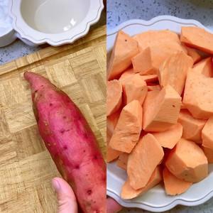 拔丝红薯的做法 步骤1