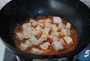 麻婆豆腐的做法 步骤5