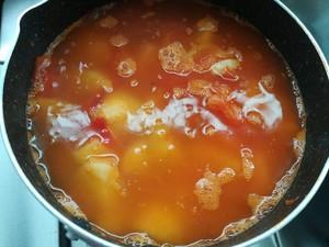 番茄土豆肥牛锅的做法 步骤5