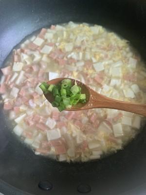 豆腐菌菇汤的做法 步骤10