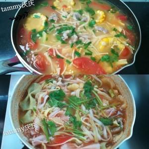 番茄土豆肥牛锅的做法 步骤9