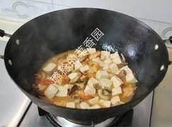 三鲜豆腐的做法 步骤18