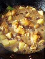 土豆炖翅根的做法 步骤8