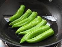虎皮青椒的做法 步骤5