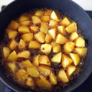 糖醋土豆的做法 步骤6