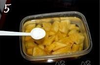 菠萝咕噜肉的做法 步骤5