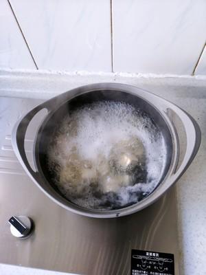 丝瓜豆腐汤(附奶白色汤方法)的做法 步骤3