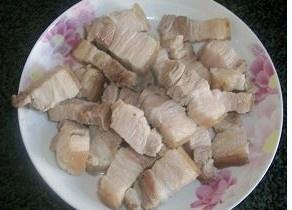 梅干菜红烧肉的做法 步骤3