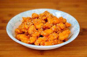 糖醋里脊 鸡胸肉的新吃法 香酥酸甜节日聚餐必做菜 超详细做法的做法 步骤9