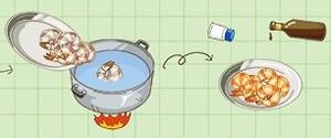 土豆虾球的做法 步骤4