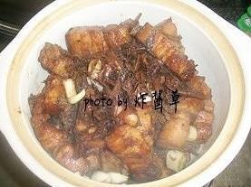 梅干菜红烧肉的做法 步骤9