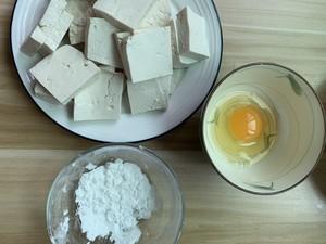 无敌好吃的香煎豆腐的做法 步骤2