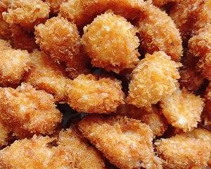自制酥脆鸡米花的做法 步骤10