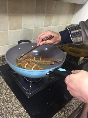 红烧黄花鱼的做法 步骤3
