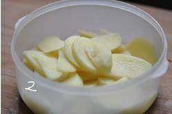 孜然洋葱土豆片的做法 步骤2