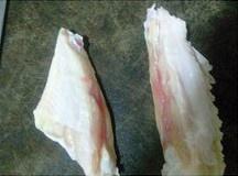 蒸出粒粒香滑鸡翅的做法 步骤3