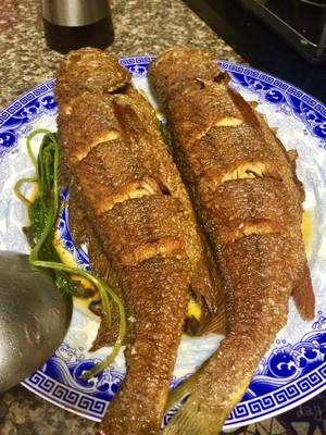 红烧黄花鱼的做法 步骤7